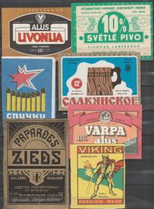 Foreign Poster Advertising  Stamps (S3324)