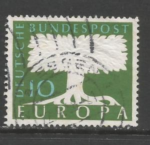 GERMANY 771 VFU EUROPA Z7183-5