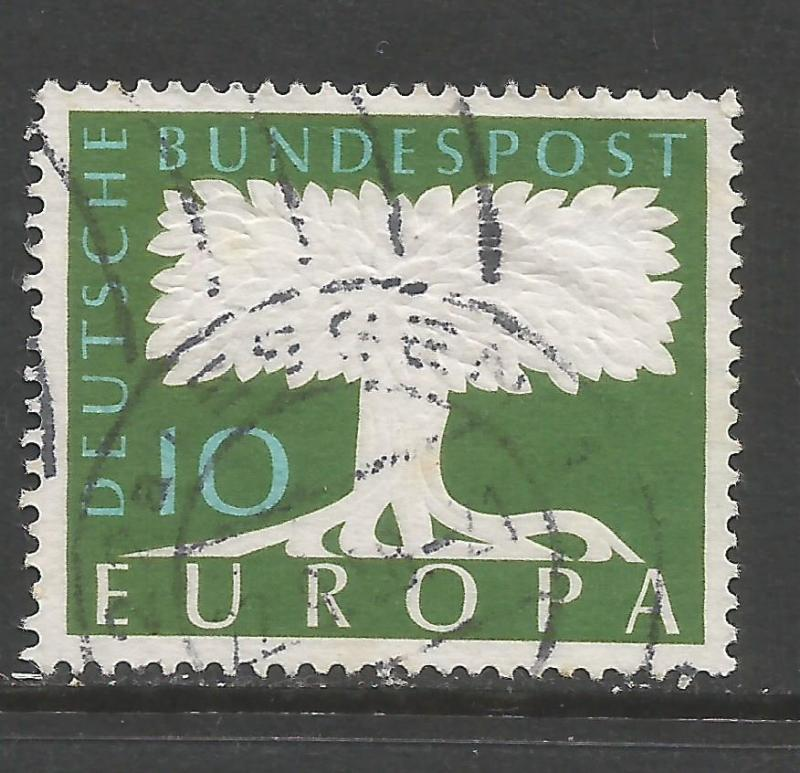GERMANY 771 VFU EUROPA Z7183-5