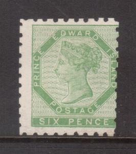 Prince Edward Island #3 Mint