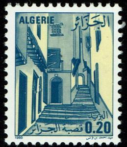 Algeria #771  MNH - The Casbah (1985)