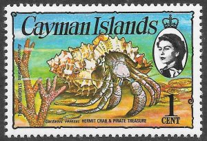 Cayman Islands # 331 Mint Never Hinged