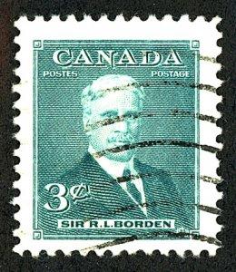 Canada #303 Used