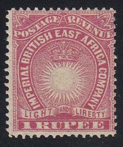 British East Africa - 1890 - SC 25 - LH