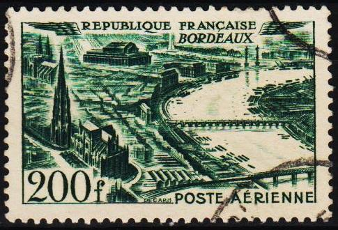 France.1949 200f S.G.1056 Fine Used