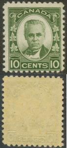 Canada - 1931 - Scott #190 - G. E. Cartier - MNH