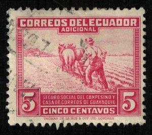 Ecuador, 5c (RT-237)