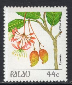 Palau 136 Flower MNH VF