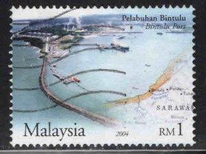 Malaysia Scott 983 Used stamp