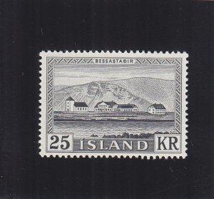 Iceland: Sc #305, MH (S18957)