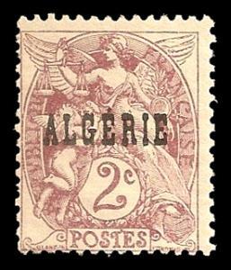 Algeria 2 Unused (MH)