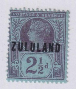ZULULAND  4 MINT HINGED OG * NO FAULTS EXTRA FINE!