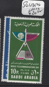 SAUDI ARABIA (P0102B)  TELICOMS SG 1035-6   MOG