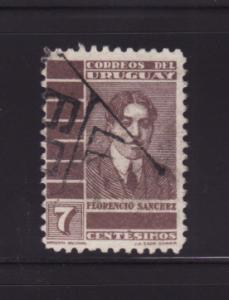 Uruguay 470 U Florencio Sanchez, Author (A)