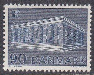 Denmark Sc #458 MNH; Mi #479