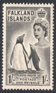 FALKLAND ISLANDS SCOTT 127