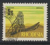 Rhodesia   SG 443  SC# 281  Used  defintive 1970  see details