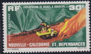 New Caledonia C34 MNH (1964)