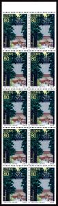 Japan #Z188a  mnh-pane - 1996 ancient trees Mt Hiei - (Shiga Pref) - pane
