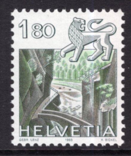 Switzerland 723 MNH VF