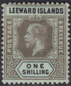 Leeward Islands 1912 SC 59 Mint Set