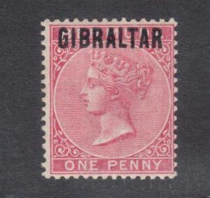 Gibraltar #2 Mint
