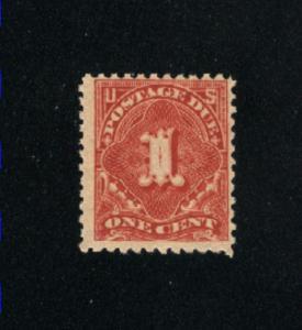 USA #J61   Mint NH 1917 PD