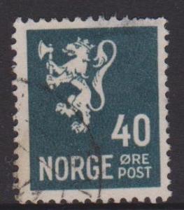 Norway Sc#200 Used