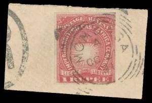 British East Africa Scott 25a Gibbons 14a Used Stamp