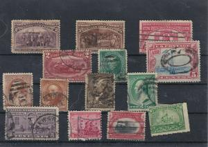 United States Early Stamps  Ref: R6754