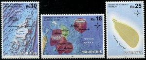 HERRICKSTAMP NEW ISSUES MAURITIUS Chagos Archipeago