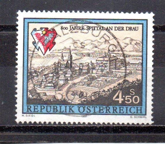 Austria 1534 used