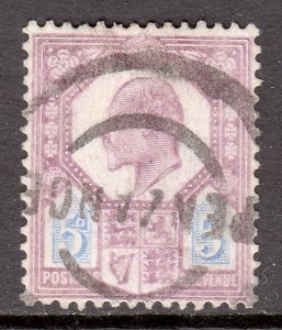 Great Britain - Scott #134 - Used - SCV $10.00