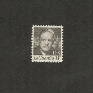 1397 Fiorello H. LaGuardia US Single Mint/nh FREE SHIPPING
