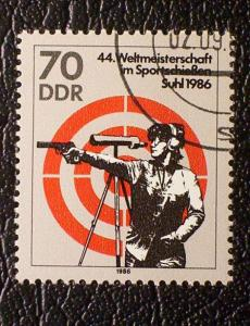 German Democratic Republic Scott #2568 used