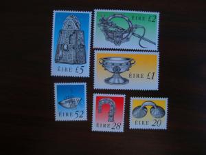 Ireland #777a//793a Mint Never Hinged- (JB4) WDWPhilatelic