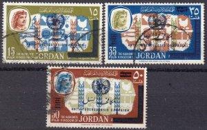 Jordan #529, 529A, 529B   F-VF Used CV $2.70 (Z5379)