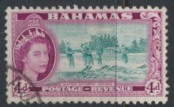Bahamas  SG 206 SC# 163 Used