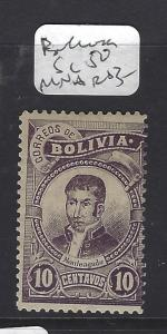 BOLIVIA  (PP0409B)  SC 50  MNH
