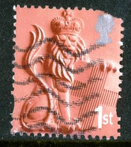 GREAT BRITAIN ENGLAND - SC #2 - USED FAULT - 2001 - Item GB235NS7