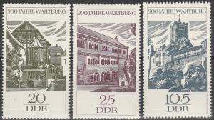 DDR #877-8, B145   MNH   (K574L)