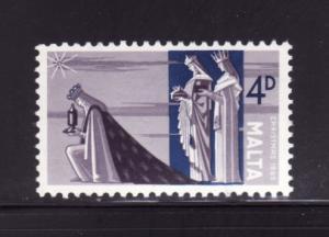 Malta 342 MNH Christmas, The Three Wise Men