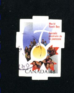 Canada #1957  -1  used VF 2002 PD
