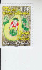 2019 New CaledoniaAvocado Festival in Mare (Scott NA) MNH