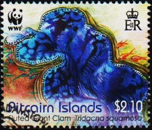 Pitcairn Islands. 2012 $2.10 Fine Used
