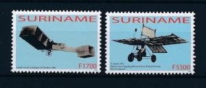 [SU1224] Suriname Surinam 2003 Aviation Planes  MNH