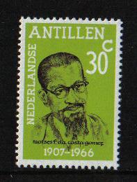Netherlands Antilles 1972 MNH  de Crasto complete