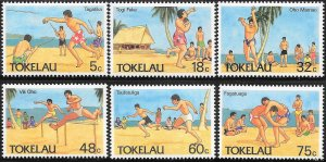 Tokelau 144-149 MNH - Olympic Sports