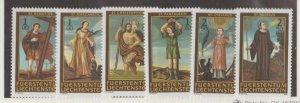 Liechtenstein Scott #1280-1285 Stamps - Mint NH Set