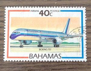 Bahamas #C6 airmail 1987 Used Hinged